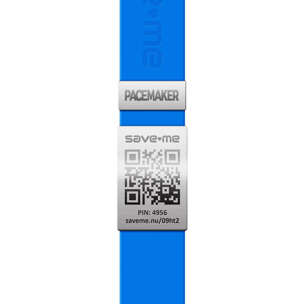 Save-Me Charm Pacemaker RVS